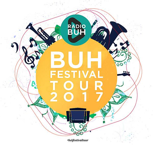 Die Radio BUH Festival Tour